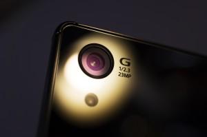 Z5Premiumカメラ